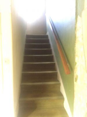 19 Escaleras Antes